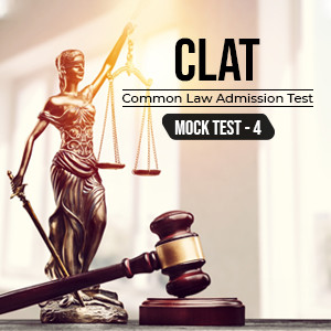 CLAT EXAM - set 4