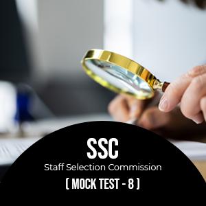 SSC- CHSL- Set 2