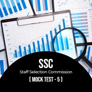 SSC CHSL - set 4